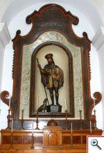 Statua di S.Rocco